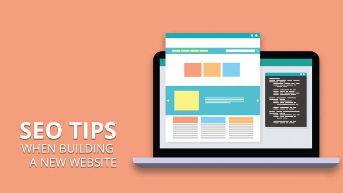 SEO Tips When Building a New Website
